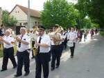 Az áldozócsütörtöki búcsú után Budapesten vendégszerepelt a Népkör vegyes kara